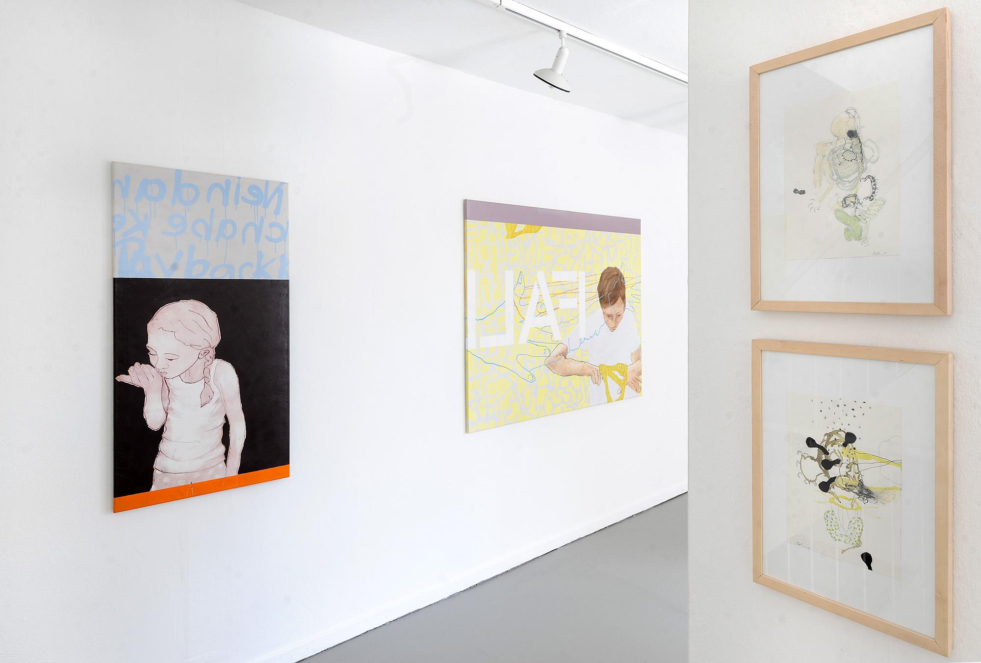 Kunstverein Greven, Ausstellungsansicht