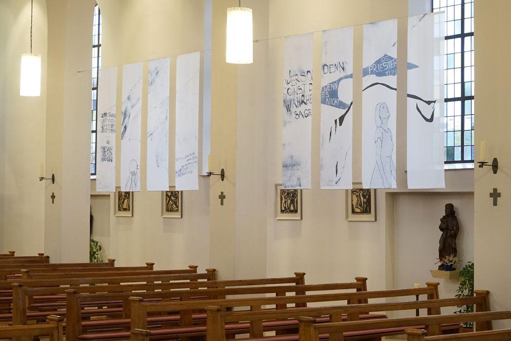 Lübecker Märtyrer, St. Josef, Nordhorn