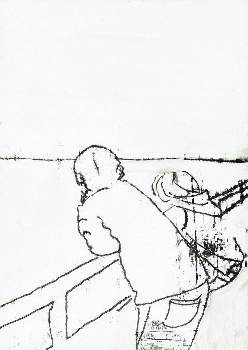 Gräben umspringen (Reling)